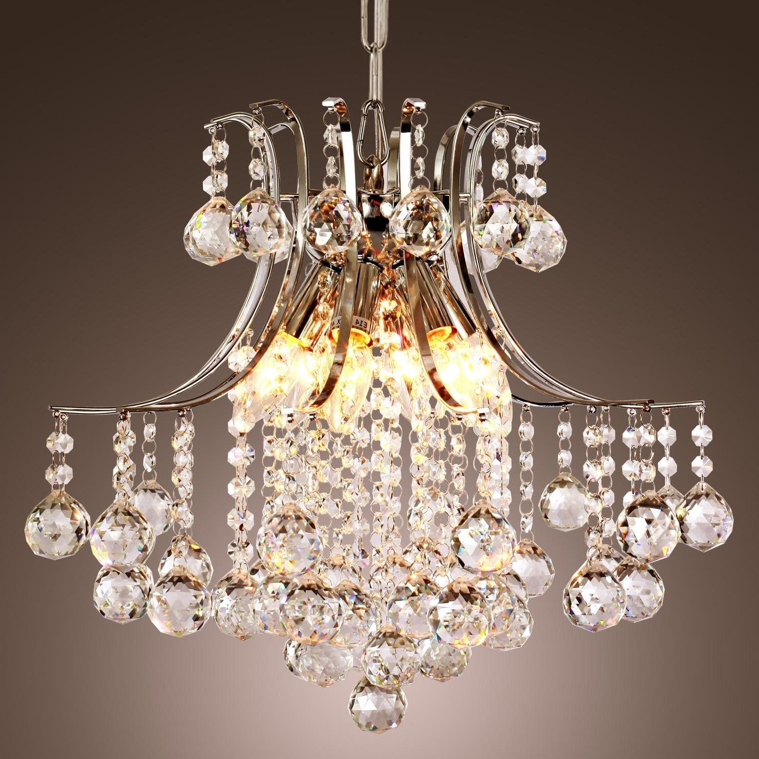 Chandeliers : Contemporary Chandelier Lighting Beautiful 56 Examples In Current Ultra Modern Chandeliers (View 3 of 15)