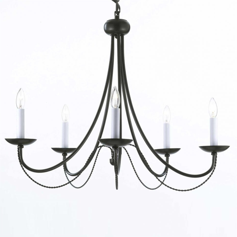 Chandeliers Design : Amazing Crystal Candle Chandelier Non Electric In Well Known Hanging Candelabra Chandeliers (View 6 of 15)