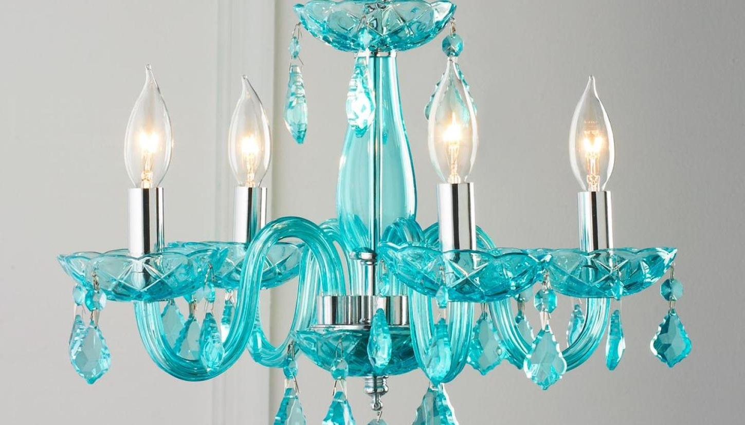 Chandeliers Design : Awesome Amazing Turquoise Glass Chandelier Regarding 2017 Turquoise Glass Chandelier Lighting (View 9 of 15)