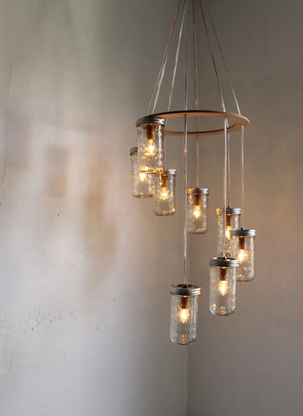 Chandeliers Design : Magnificent Diy Changing Candle Chandelier Idea Inside Preferred Hanging Candle Chandeliers (View 13 of 15)