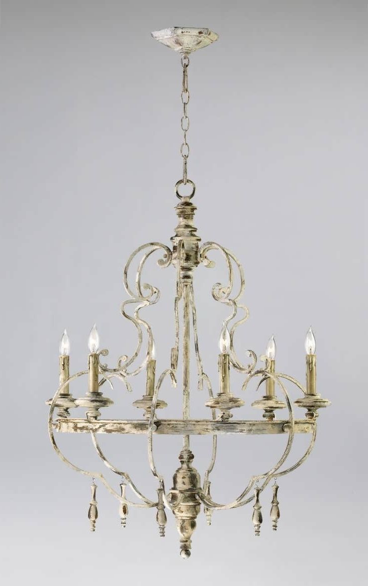 Chandeliers Design : Marvelous Edison Bulb Chandelier Brushed Nickel Within Popular Large Cream Chandelier (View 4 of 15)