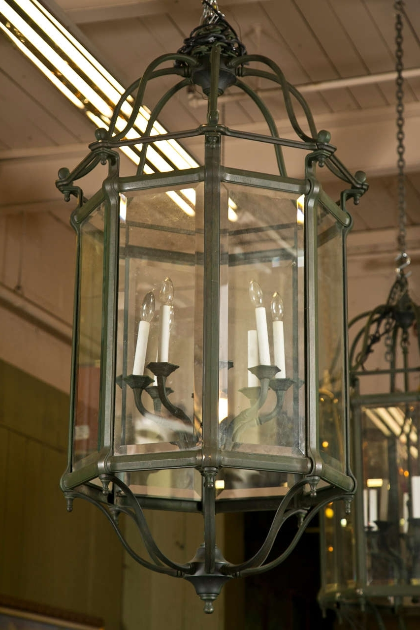 Chandeliers Design : Marvelous Foyer Lantern Chandelier For Dining With Regard To Fashionable Indoor Lantern Chandelier (View 4 of 15)