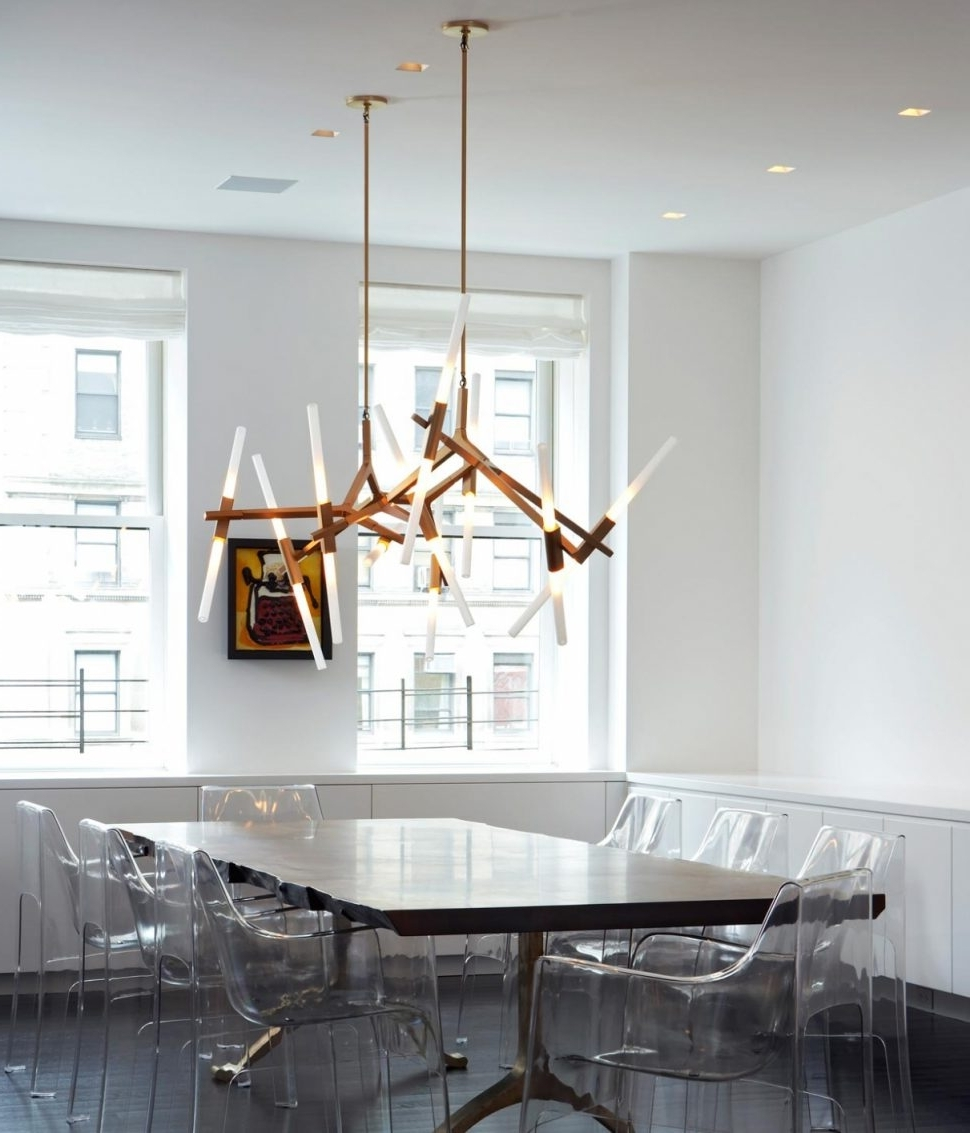 Chandeliers : Diy Modern Antler Chandelier Picture Ideas White Pertaining To Trendy Modern Antler Chandelier (View 2 of 15)