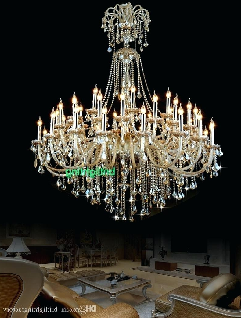 Chandeliers ~ Lead Crystal Chandelier Uk Modern Raindrop Clear Led Within Most Current Lead Crystal Chandelier (View 4 of 15)