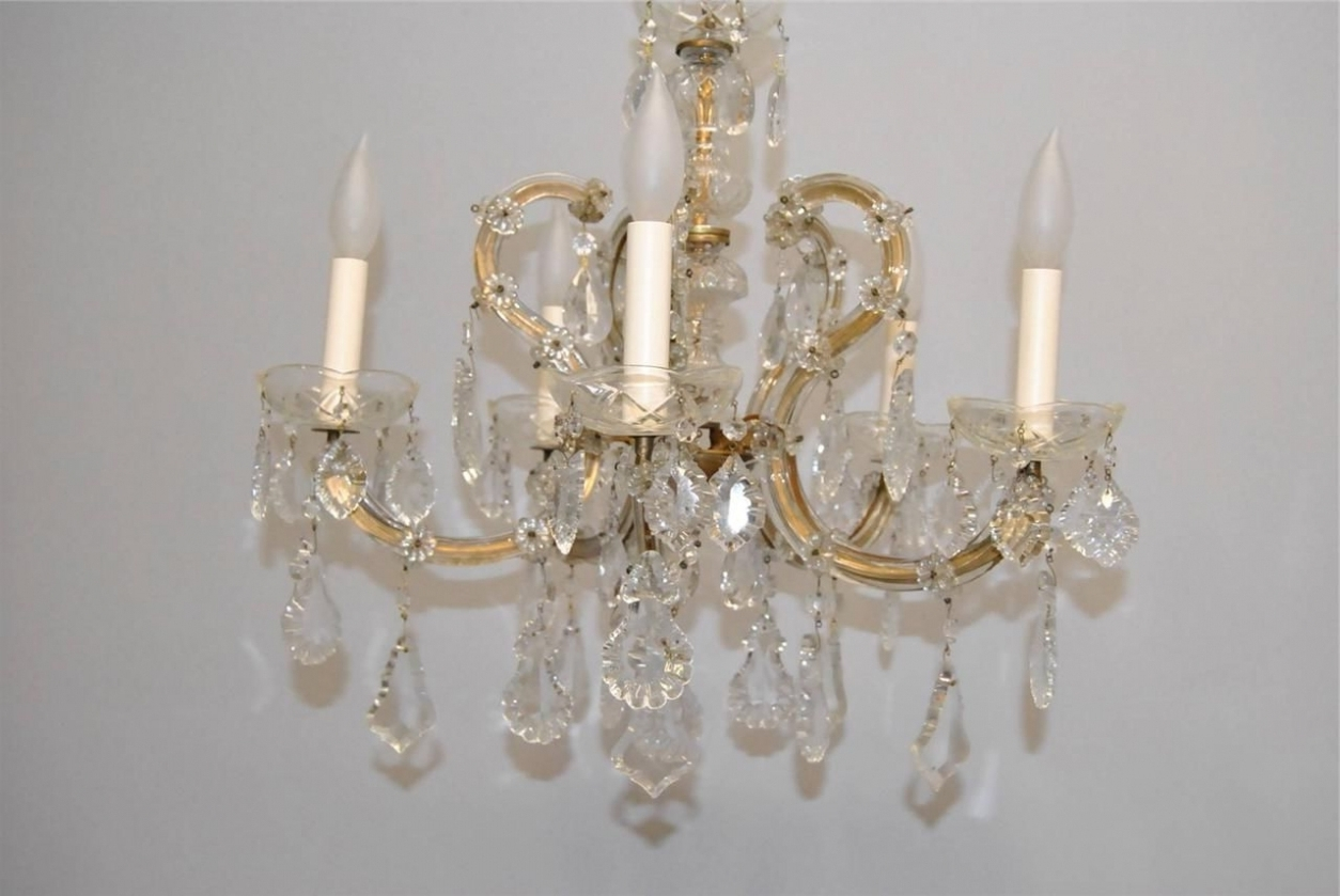Chandeliers : Vintagetalian Chandelier 1930S Omero Home Tole With Intended For Preferred Vintage Italian Chandeliers (View 2 of 15)