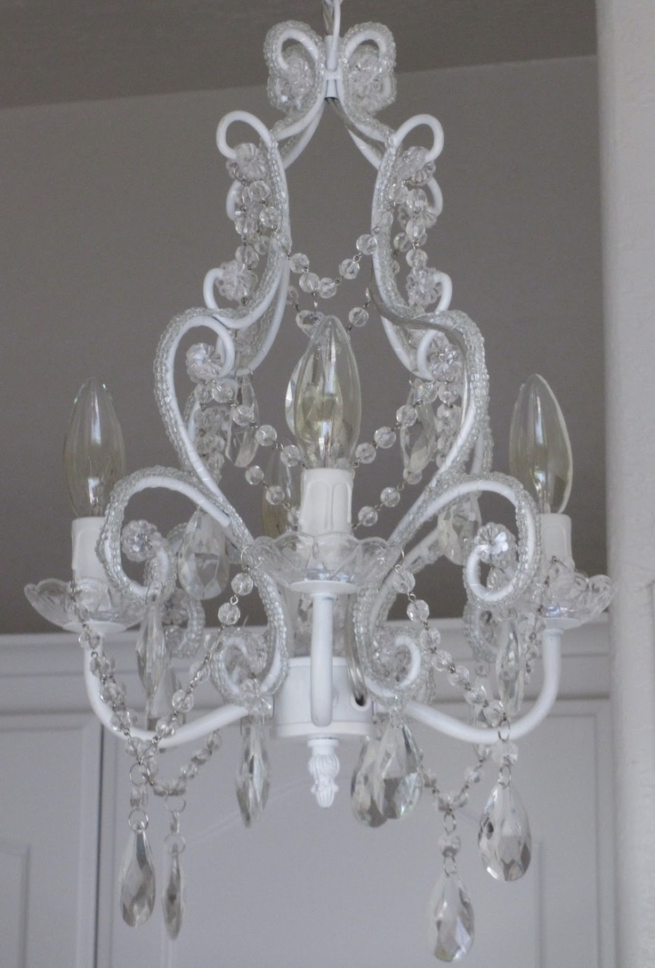 Chandeliers Within Small Shabby Chic Chandelier (View 3 of 15)