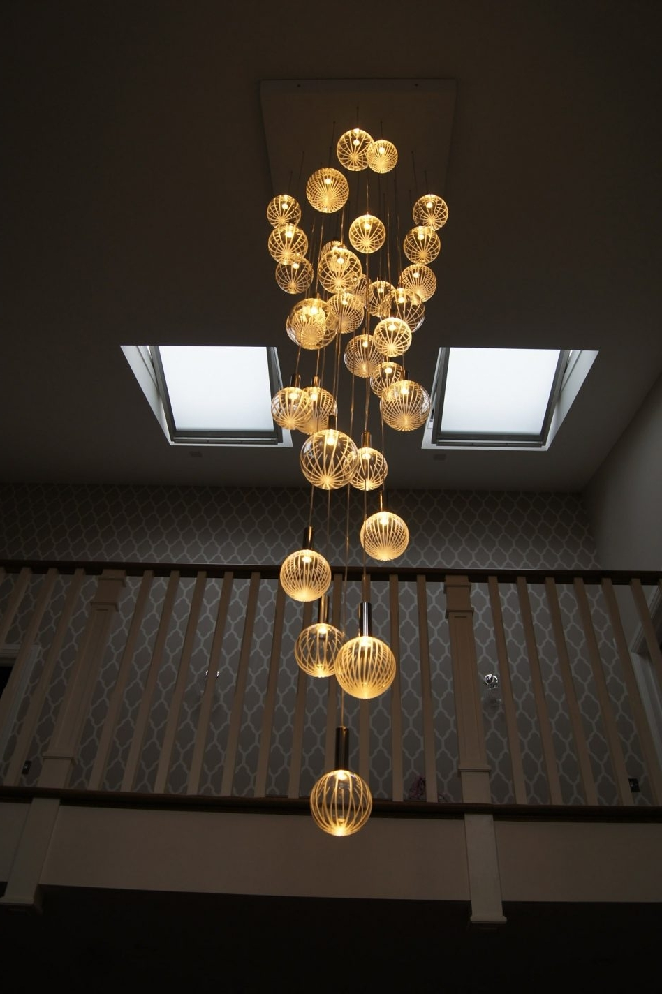 Current Branch Chandeliers Colored Chandelier Led Ceiling For  Large For Large Contemporary Chandeliers (View 13 of 15)