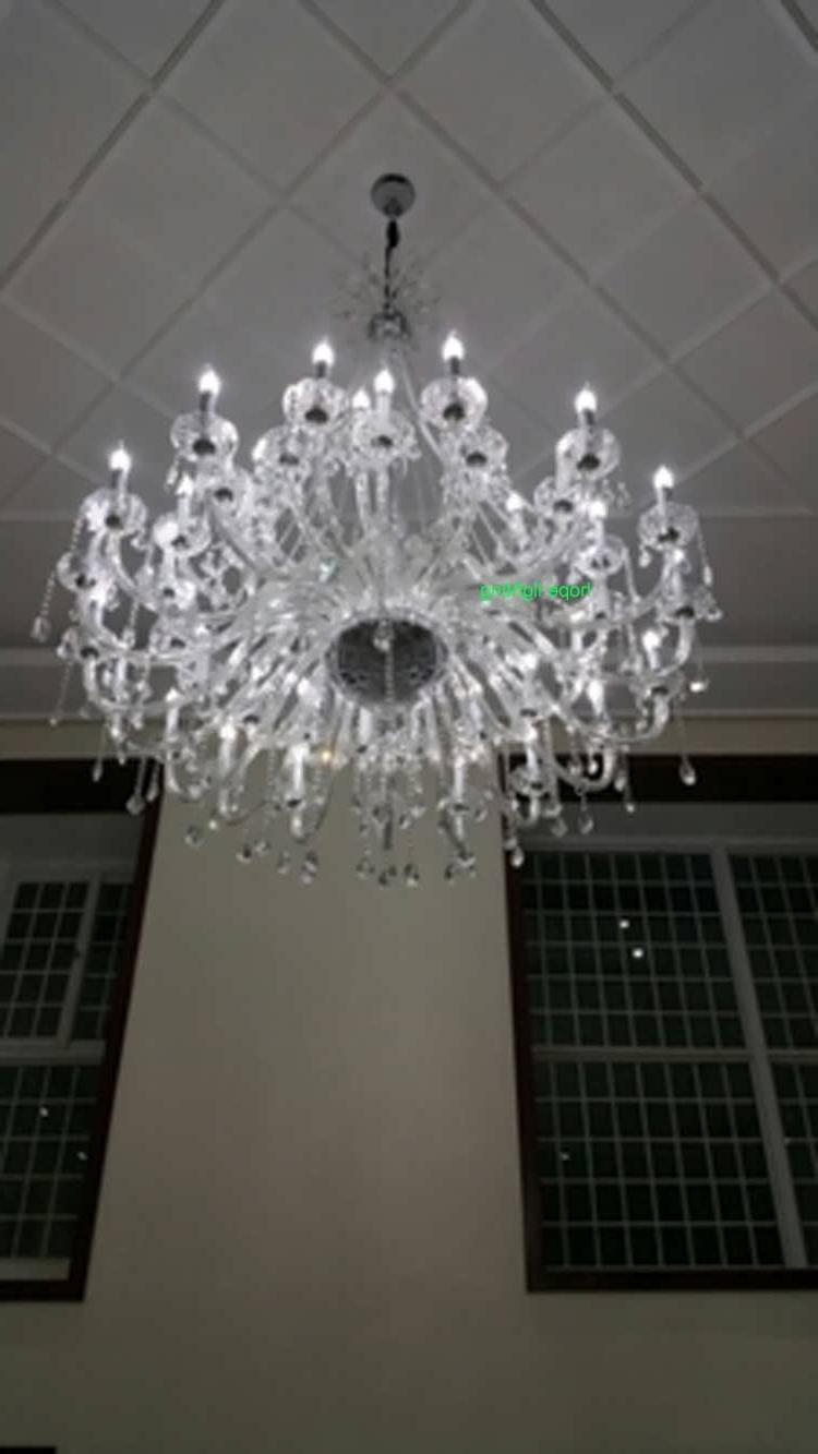Current Chandeliers Design : Amazing Huge Crystal Chandelier Orb Large Regarding Huge Crystal Chandelier (View 3 of 15)
