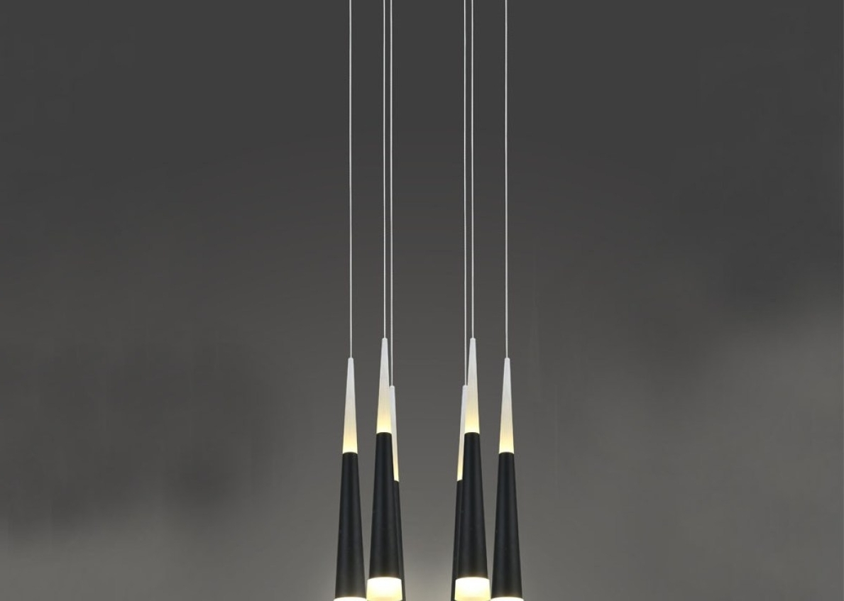 Current Modern Pendant Chandelier Lighting Intended For Light : Awesome Modern Pendant Lighting Chandelier Image Of Small (View 4 of 15)