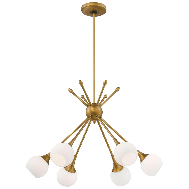 Current Short Chandelier Lights In Ceiling Lights & Lighting Fixtures (View 3 of 15)
