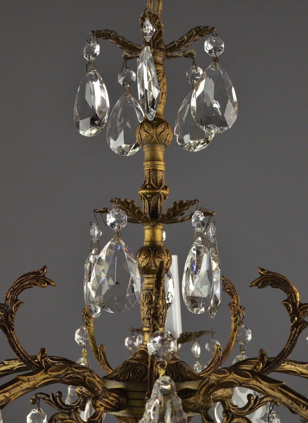 Current Vintage Brass Chandeliers Throughout Http://www (View 5 of 15)