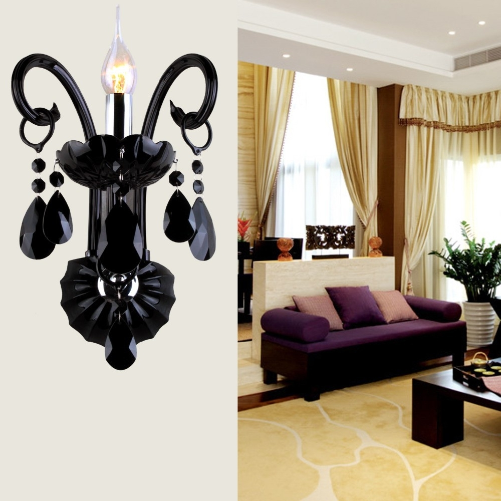 Current Wall Mounted Chandeliers For Buy Wall Mounted Chandelier And Get Free Shipping On Aliexpress (View 4 of 15)