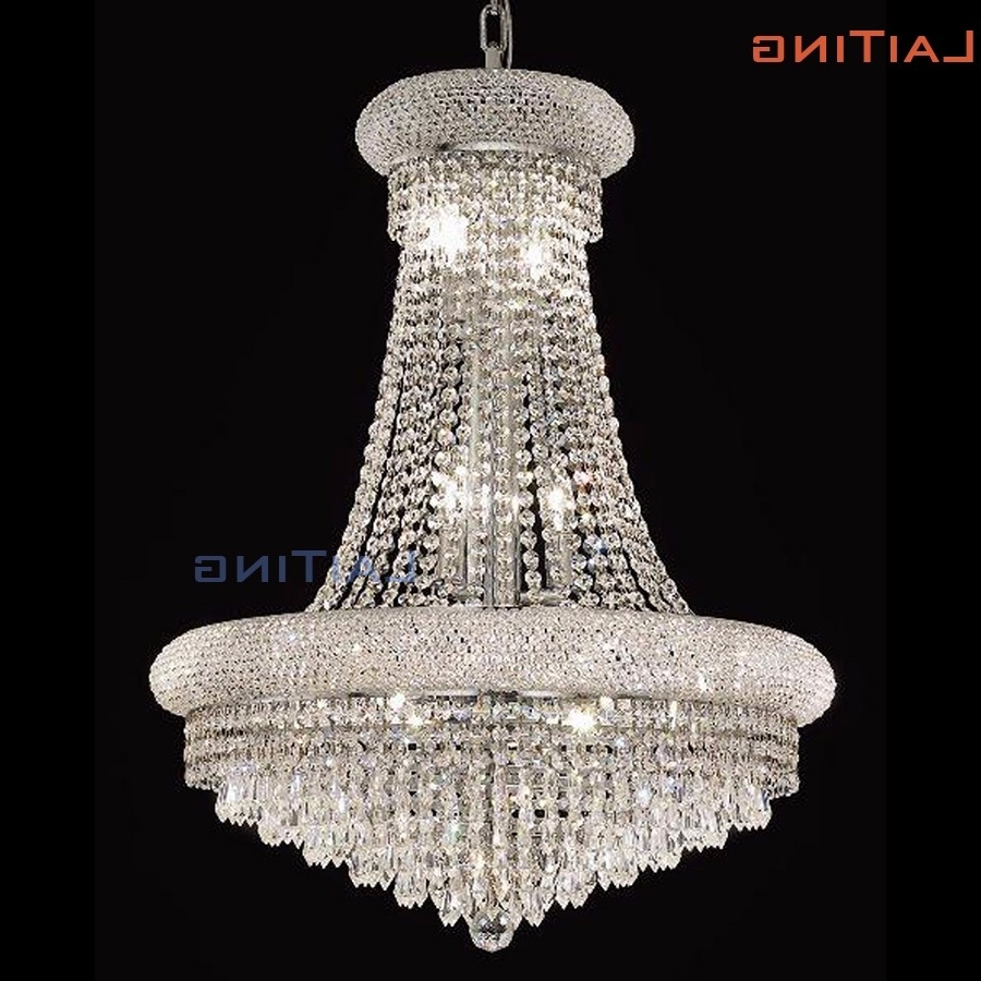 Egyptian Crystal Chandelier Pertaining To Fashionable Lighting Chandelier Modern Egyptian Crystal Chandelier 71022 – Buy (Gallery 3 of 15)