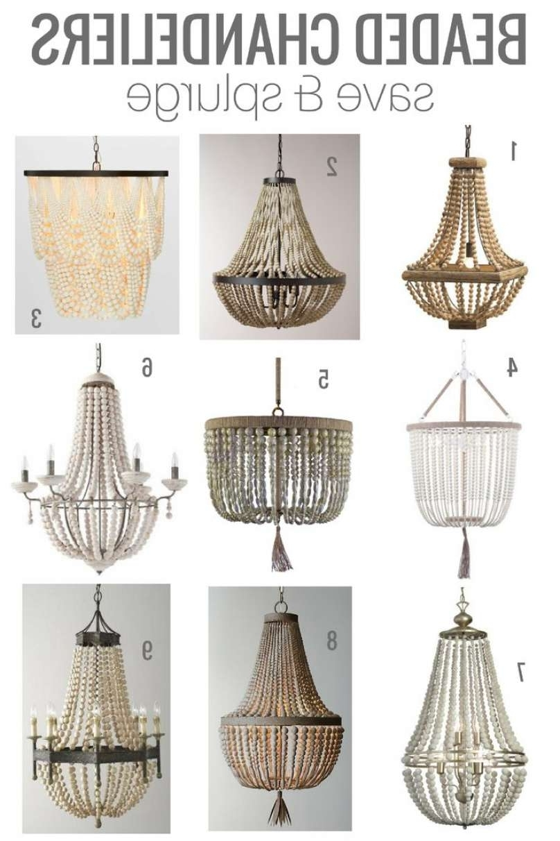 Elegant Turquoise Chandelier Light Best 25 Beaded Chandelier Ideas throughout Well known Large Turquoise Chandeliers