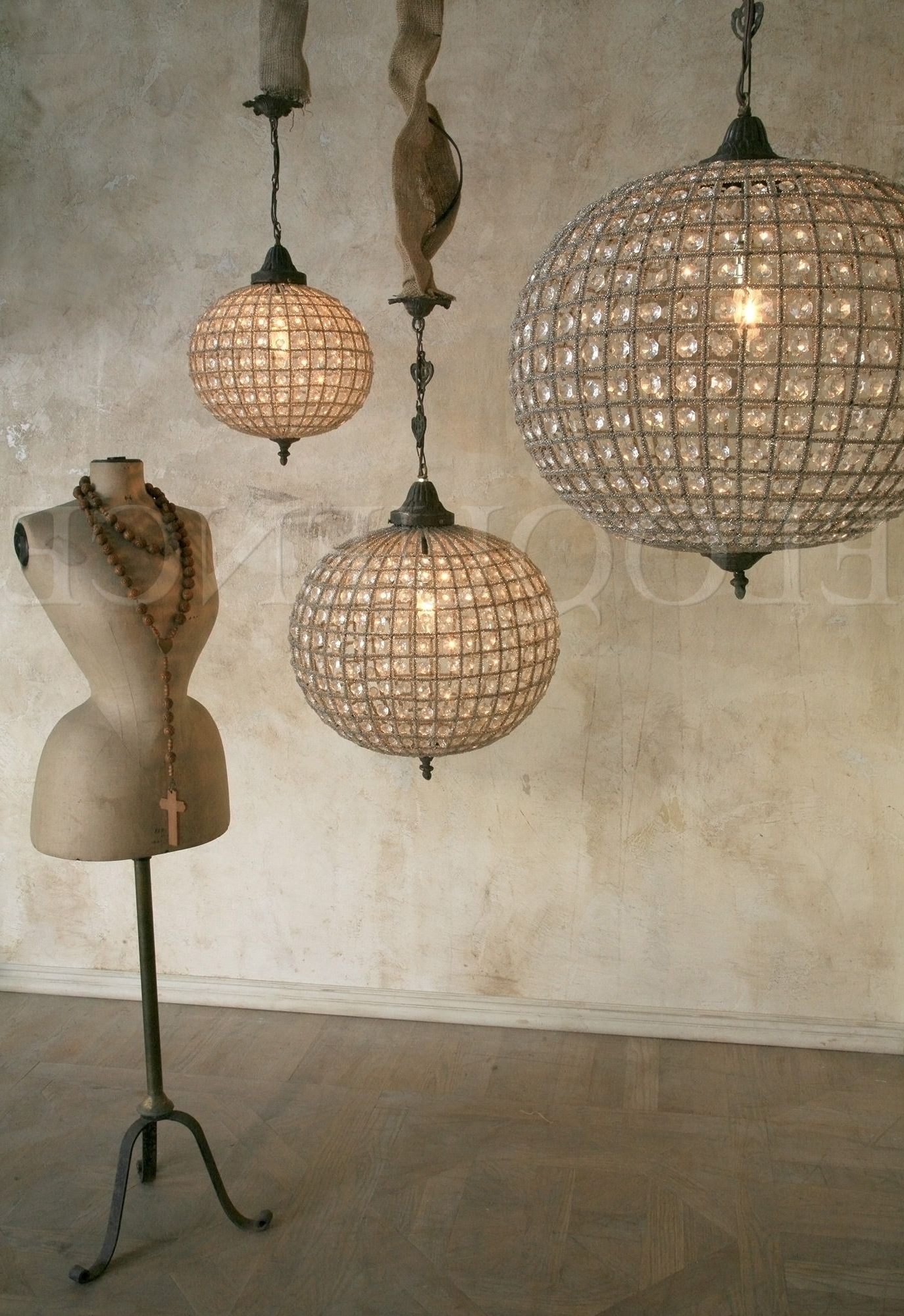 Eloquence, Inc. In Newest Eloquence Globe Chandelier (Gallery 4 of 15)
