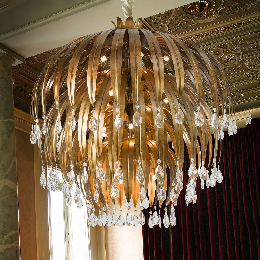Extra Large Chandeliers Pertaining To Trendy Chandelier: Amusing Large Bronze Chandelier Home Depot Chandeliers (Gallery 10 of 15)