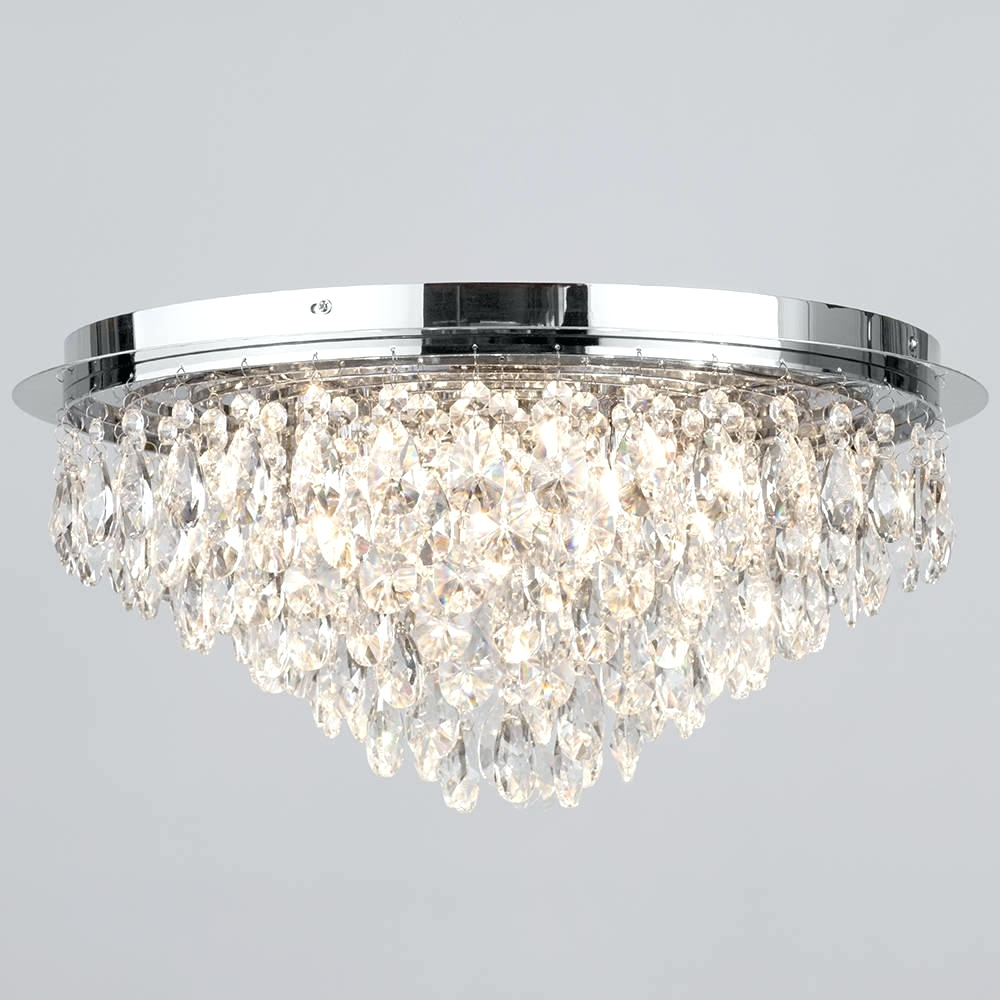 Famous Small Chandeliers For Low Ceilings Throughout Chandeliers ~ Chandeliers For Low Ceilings Uk Crystal Lighting (View 4 of 15)