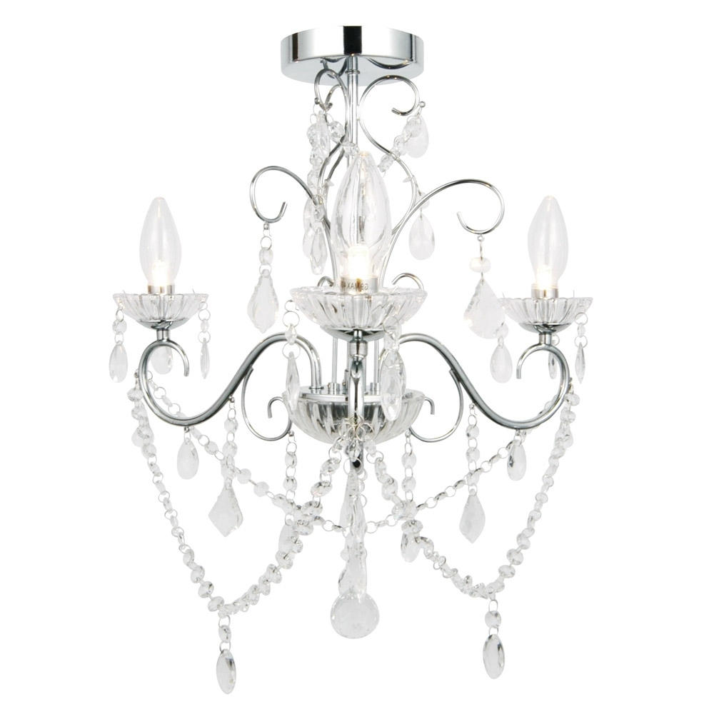 Fashionable Endearing 40+ Cheap Bathroom Chandeliers Uk Decorating Design Of With Flush Fitting Chandeliers (View 15 of 15)