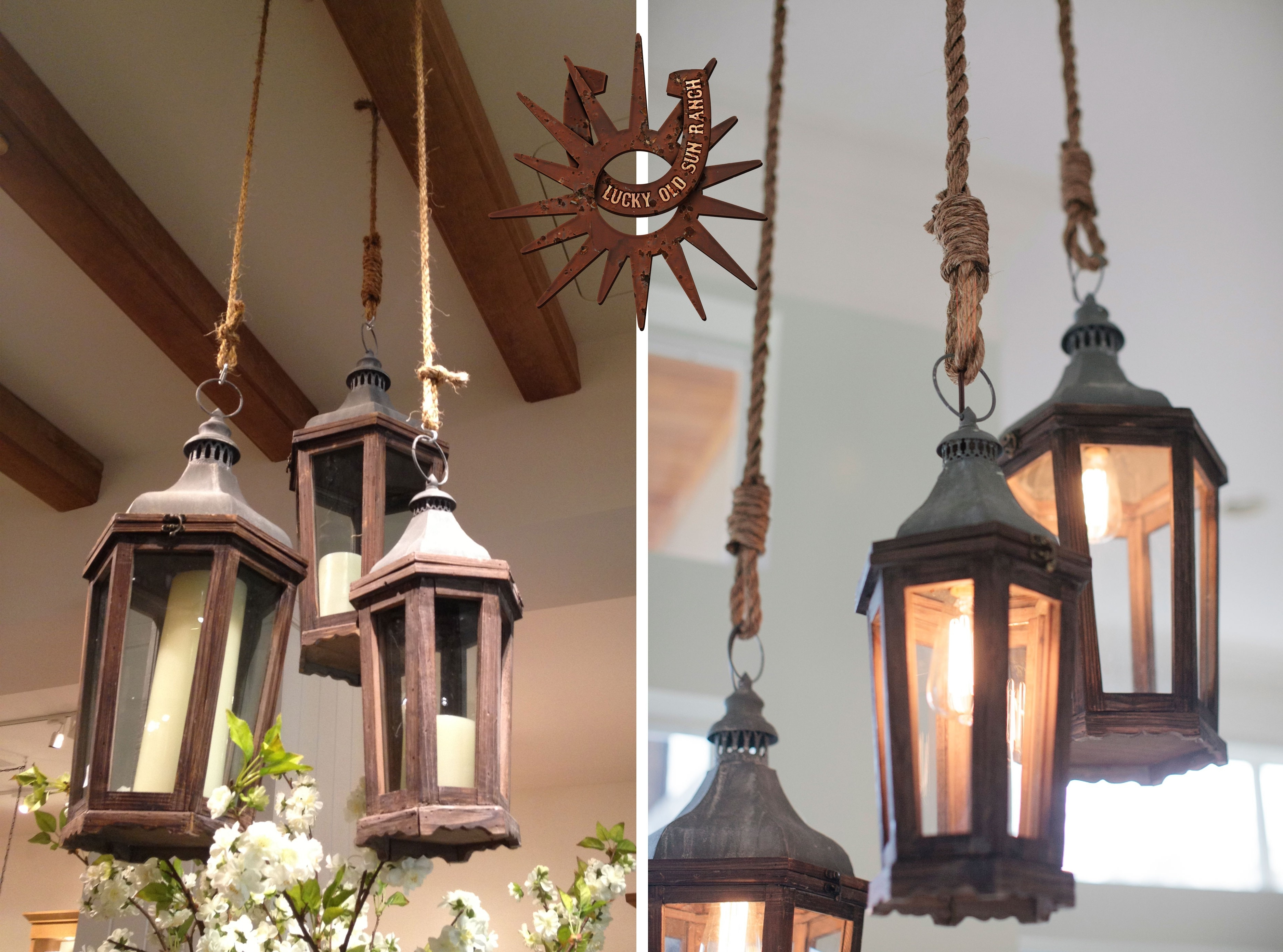 Fashionable Hanging Real Candle Chandeliers : Lamp World For Hanging Candle Chandeliers (View 6 of 15)