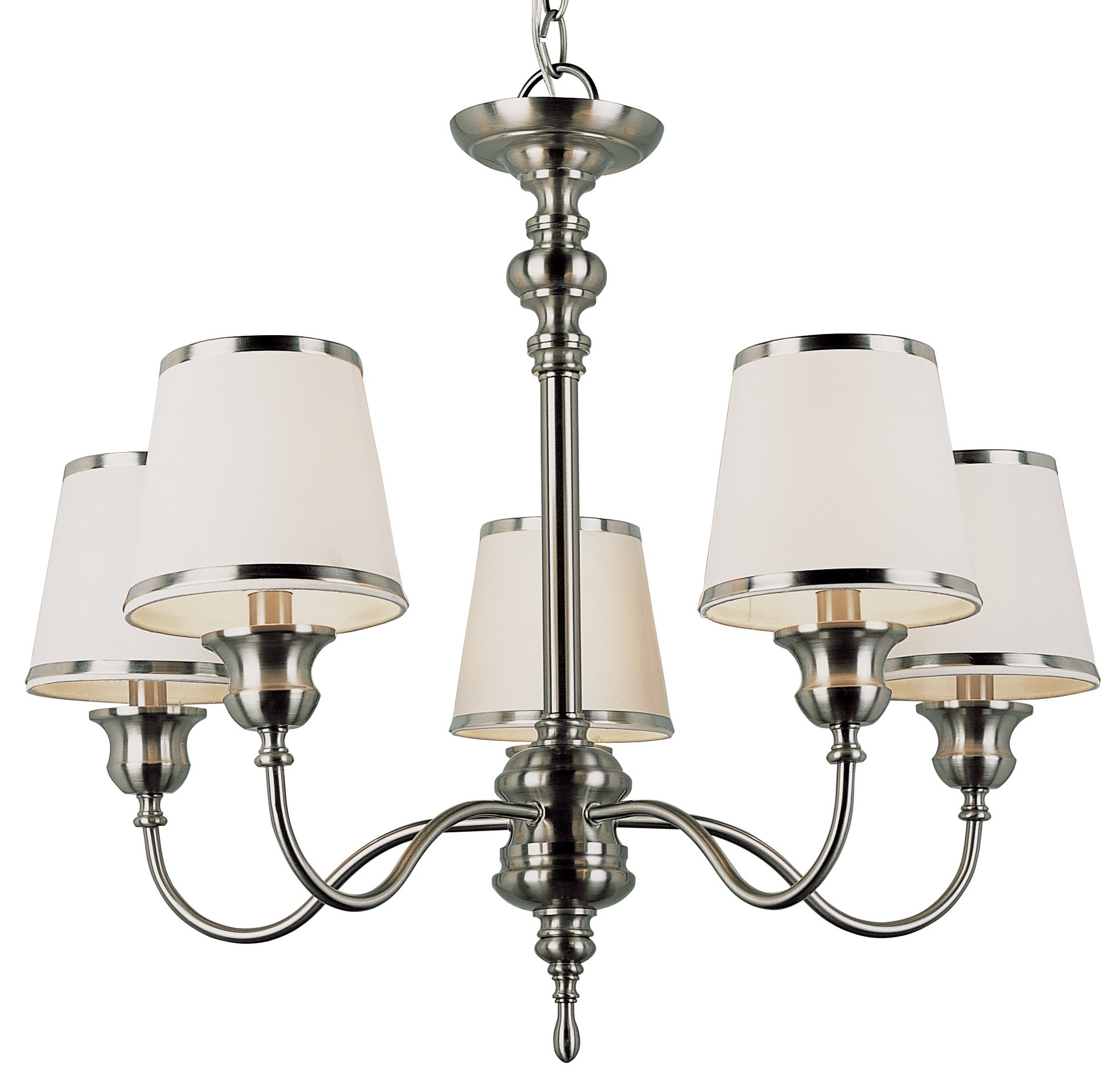 Fashionable Lampshades For Chandeliers Inside Chandeliers : Sheer Chandelier Lamp Shades Drum Mini Clip On (View 9 of 15)