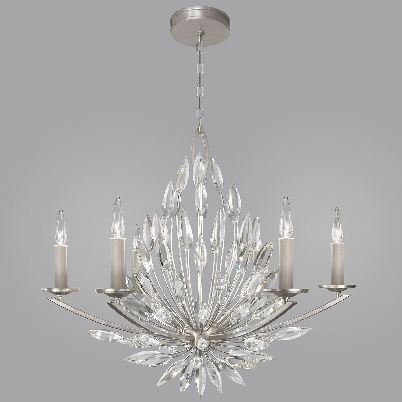 Fashionable Lily Chandeliers For Buds Chandelierfine Art Lamps (View 4 of 15)