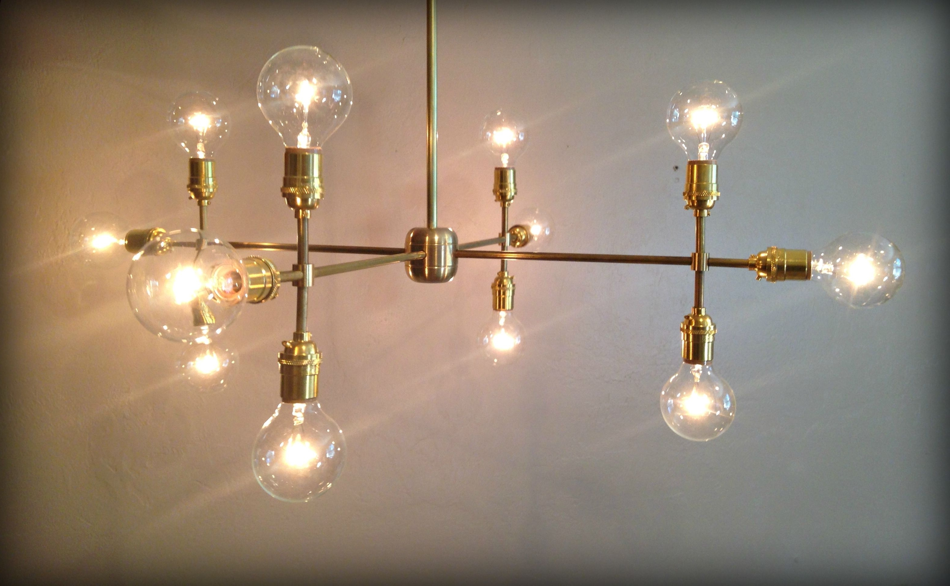 Fashionable Oversized Modern Chandeliers – Chandelier Designs Pertaining To Lucinda Branch Chandelier (View 13 of 15)