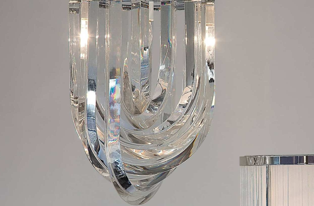 Favorite Chandelier : Rope Chandelier Murano Blown Glass Wine Bottle Lamp Within Turquoise Blown Glass Chandeliers (View 3 of 15)