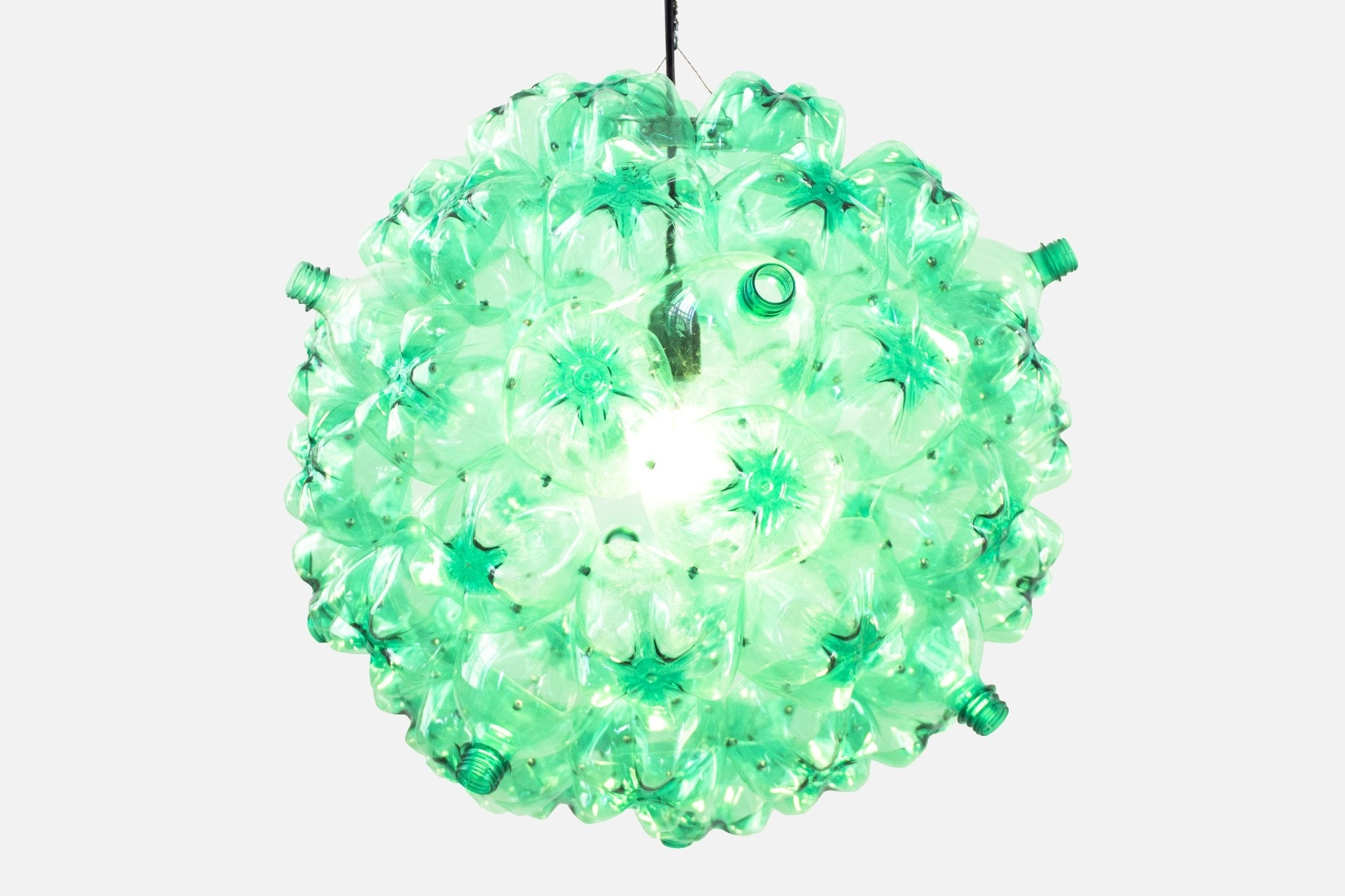Favorite Chandeliers : Teal Chandelier Beautiful Kids Room Glamorous 4 Light In Turquoise Bubble Chandeliers (View 6 of 15)