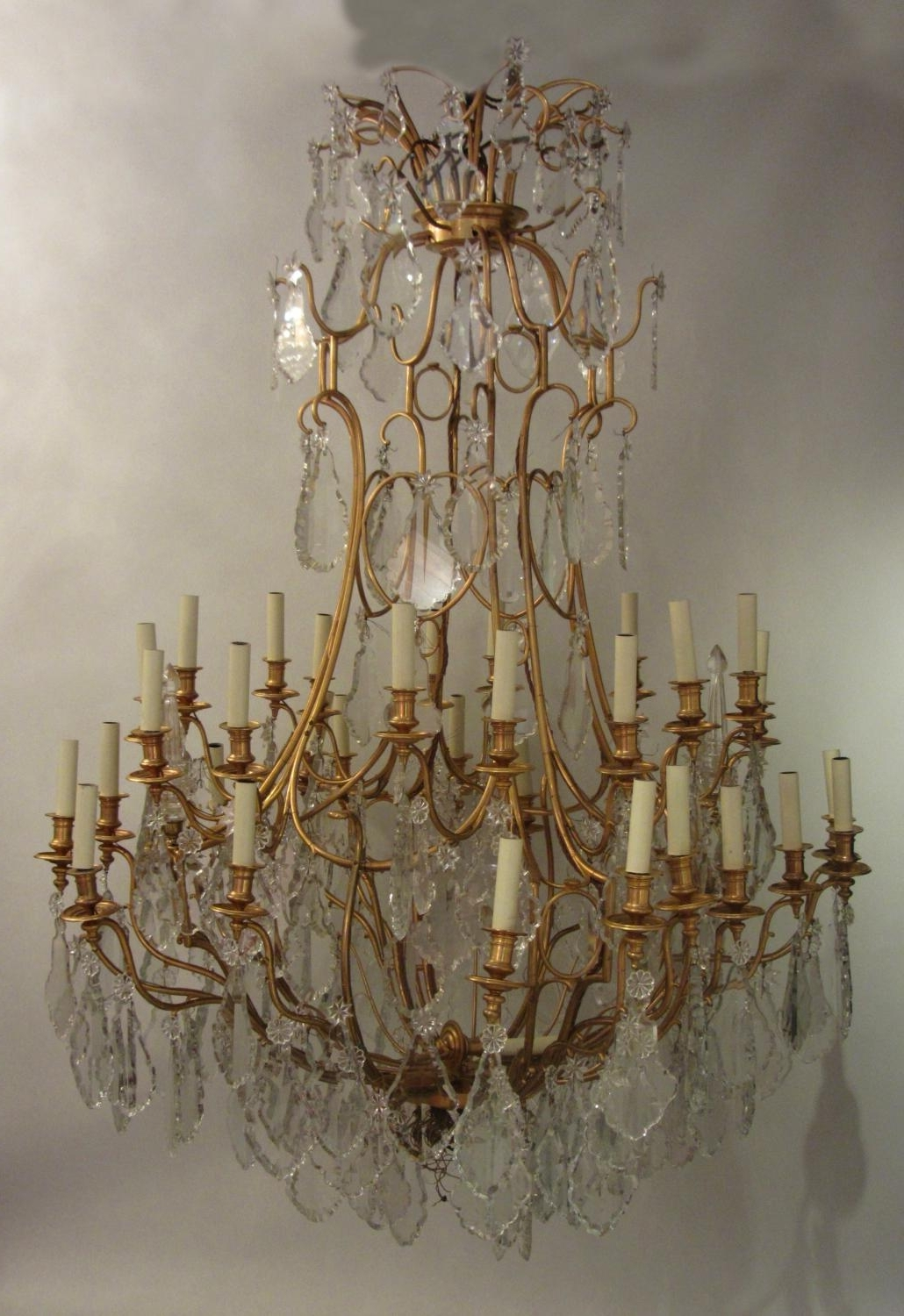 Favorite Large Bronze Chandelier Throughout Large Bronze Chandelier – Chandelier Designs (View 10 of 15)