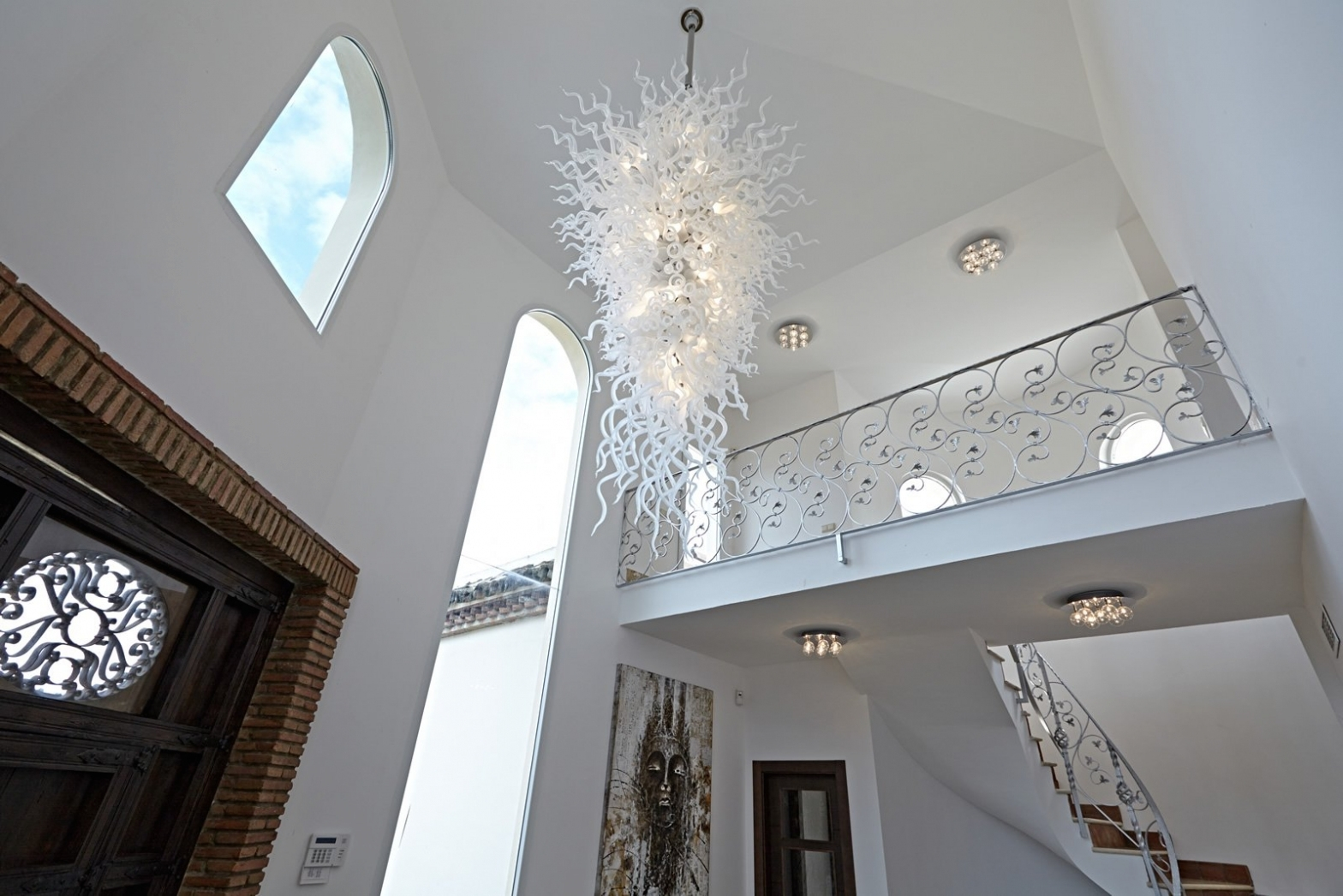Favorite Large Modern Chandeliers throughout Home Decor: Chandeliers Design : Fabulous Large Modern Chandeliers