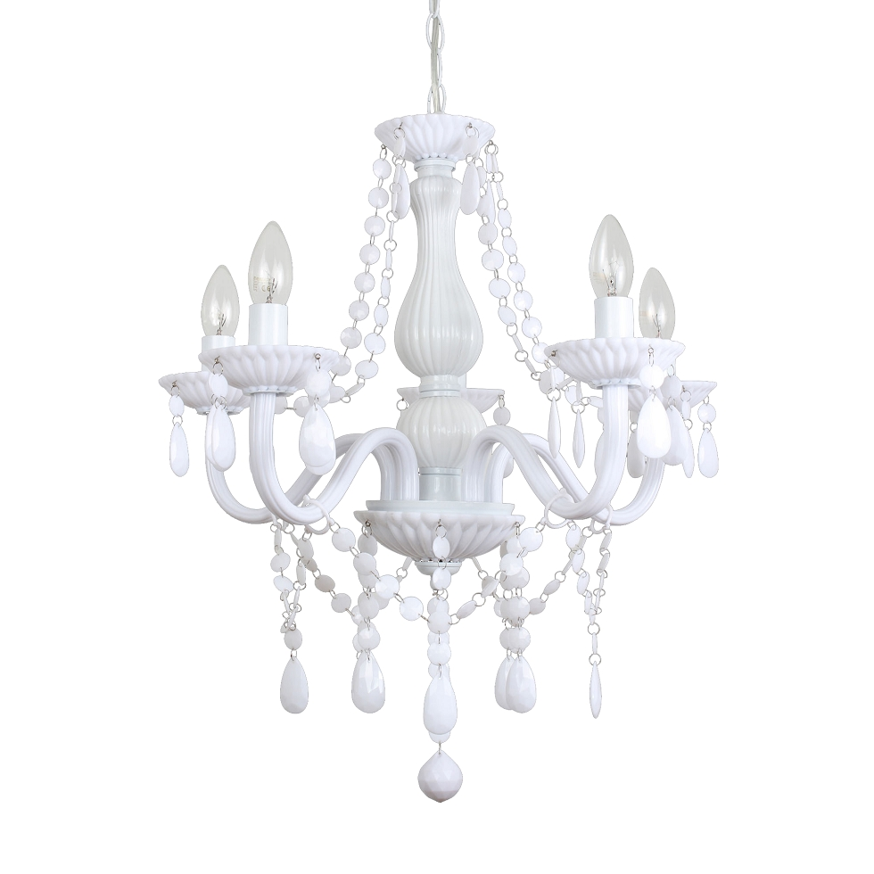 Favorite White Chandeliers Regarding Chandelier : Wayfair Chandeliers Chandelier Light Bulbs Off White (View 5 of 15)