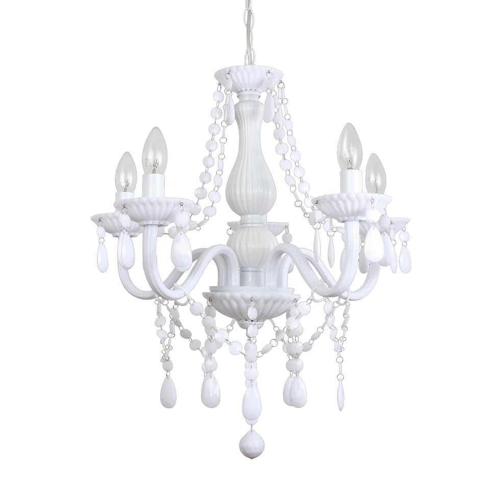 Favorite White Chandeliers Regarding Chandelier : Wayfair Chandeliers Chandelier Light Bulbs Off White (View 11 of 15)