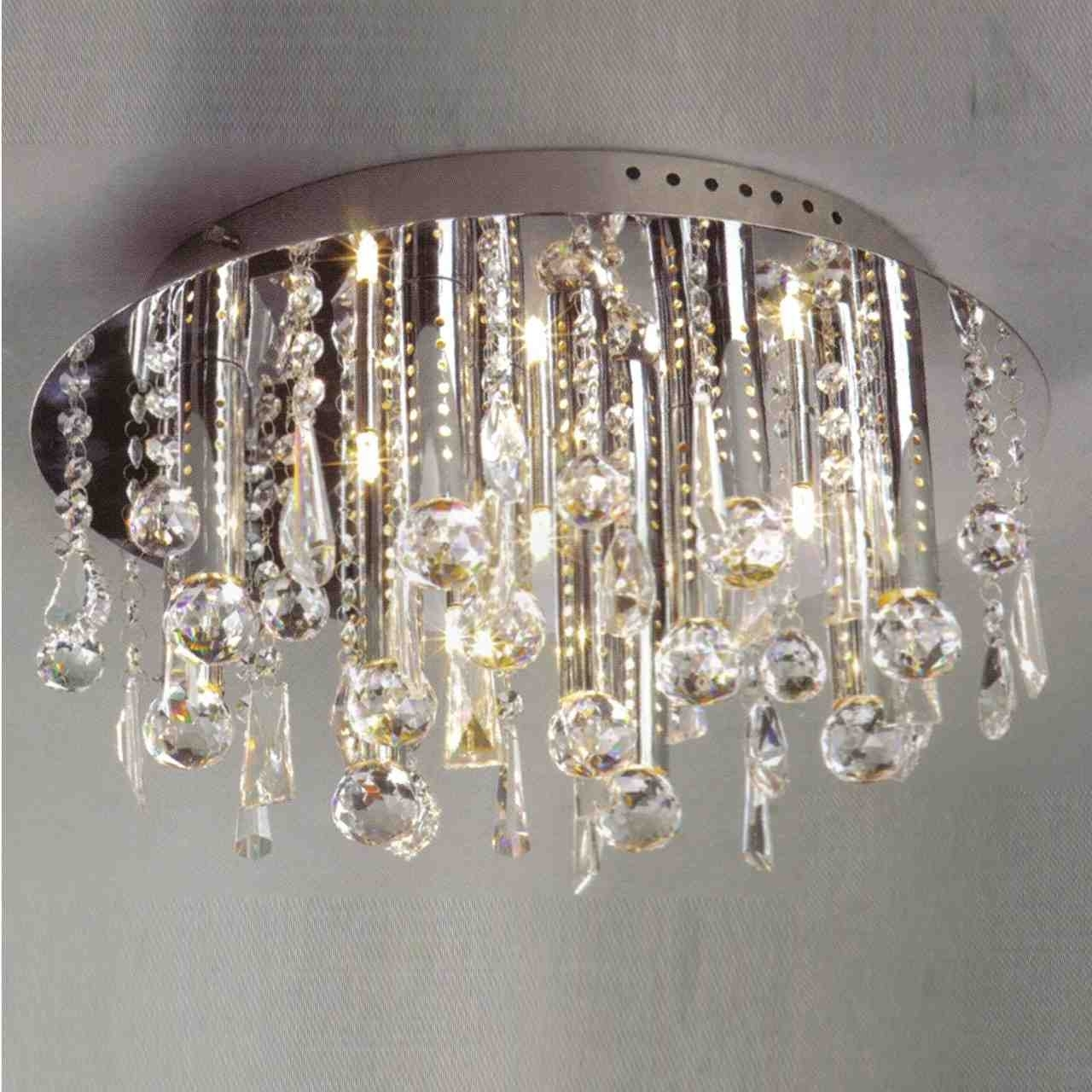 Flush Chandelier For Best And Newest Brizzo Lighting Stores (View 2 of 15)