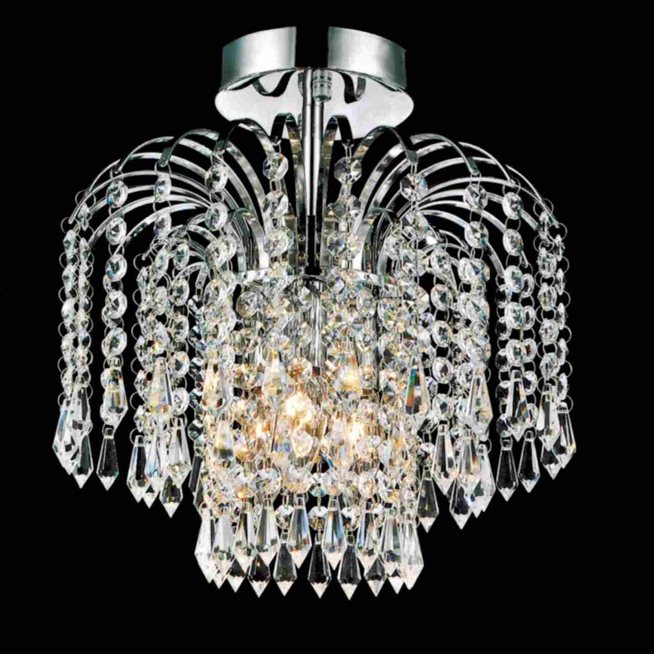 Flush Chandelier Throughout Preferred Brizzo Lighting Stores (View 11 of 15)