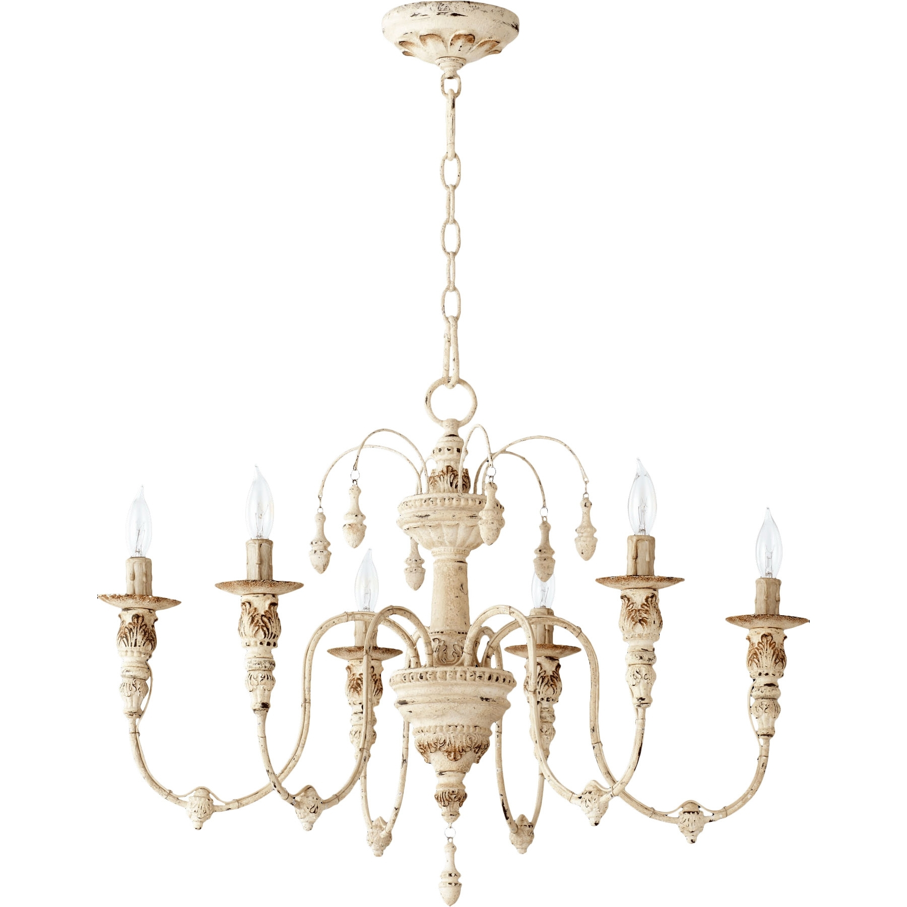 French Style Chandeliers With Regard To Favorite Chandelier (View 13 of 15)