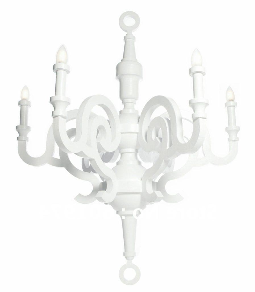 Fresh Modern White Chandelier 95 For Interior Designing Home Ideas Inside Popular Modern White Chandelier (View 4 of 15)