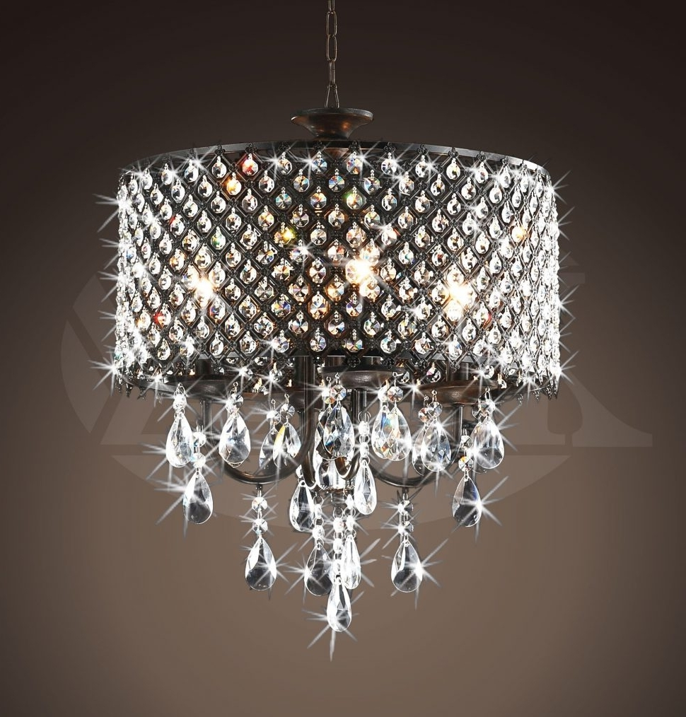 Furniture : Small Chandeliers Pink Chandelier White Lantern Pendant Throughout Popular Small Glass Chandeliers (View 14 of 15)