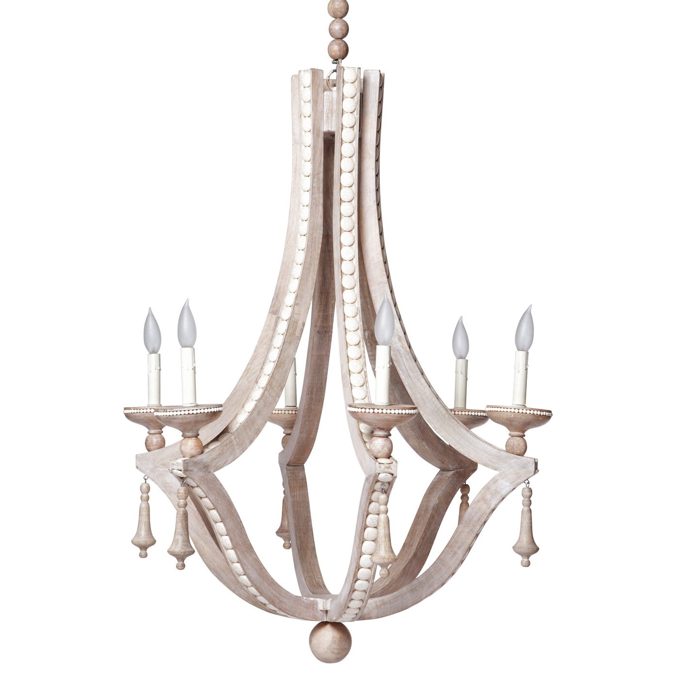 Grey Chandelier Beaded – Closdurocnoir Throughout Recent Grey Chandeliers (View 5 of 15)