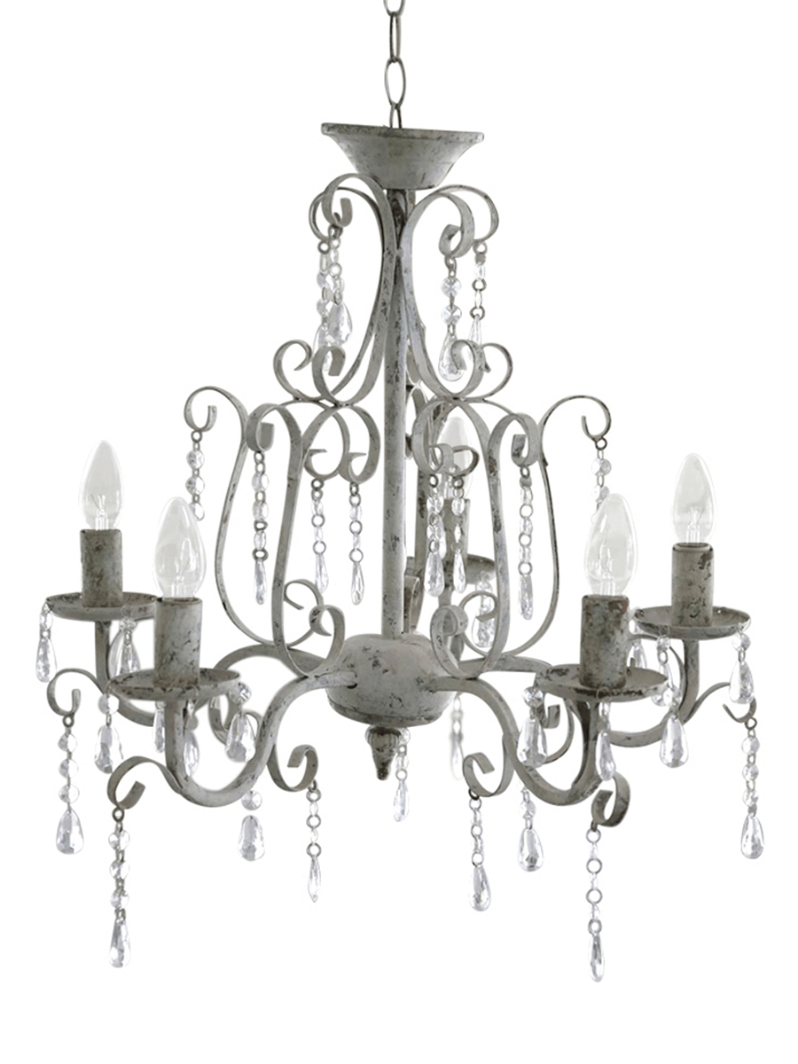 Grey Chandeliers In Most Recent Grand Grey Chandelier – Chandeliers – Ceiling Lights – Lighting (View 7 of 15)