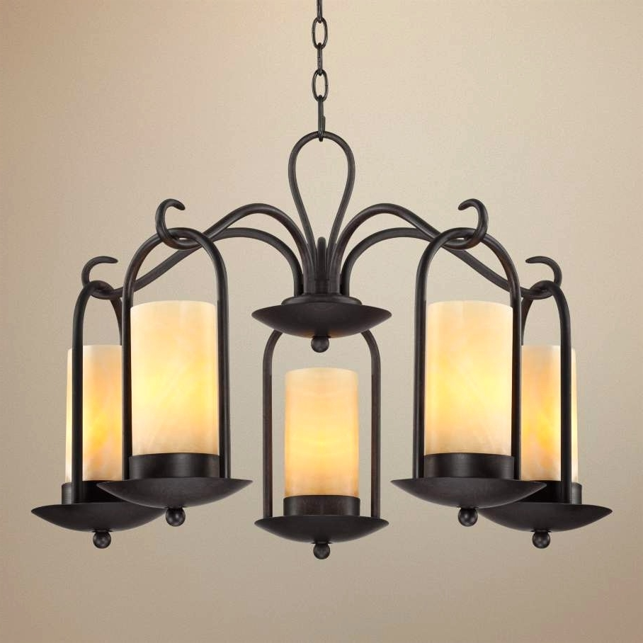 Featured Photo of Hanging Candle Chandeliers