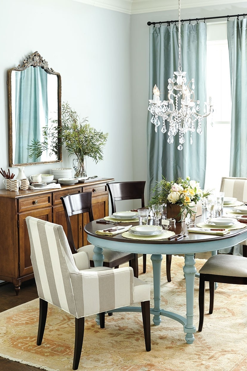How To Select The Right Size Dining Room Chandelier – How To Decorate With Regard To Fashionable Table Chandeliers (View 4 of 15)