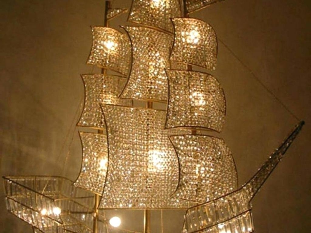 Huge Crystal Chandelier Inside Preferred Huge Crystal Chandeliers Lighting Setup For Video Pdf Girls (View 9 of 15)