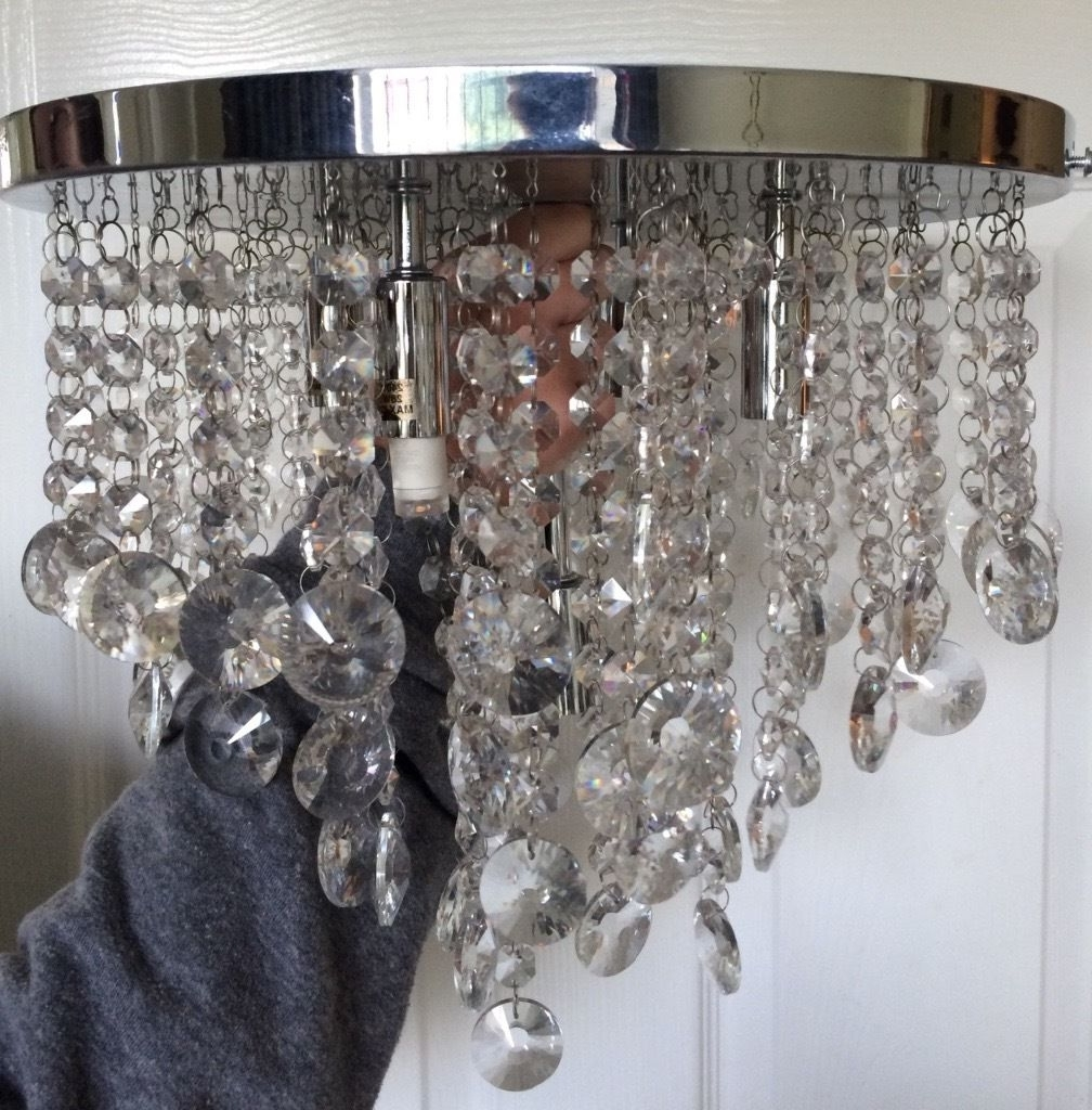 In Fulwood, Lancashire In Mirror Chandelier (View 7 of 15)
