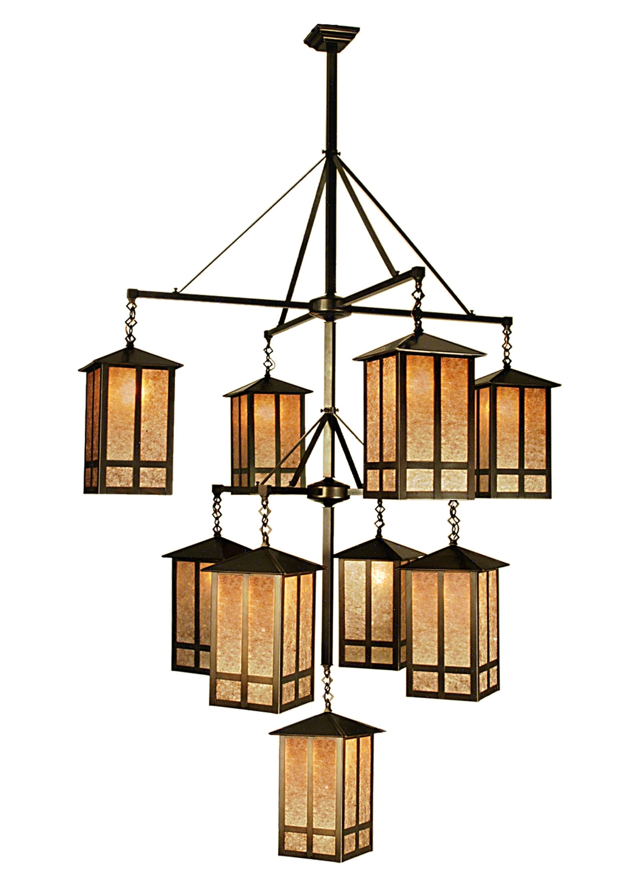 Indoor Lantern Chandelier pertaining to Famous Lantern Chandelier Lighting - Chandelier Designs