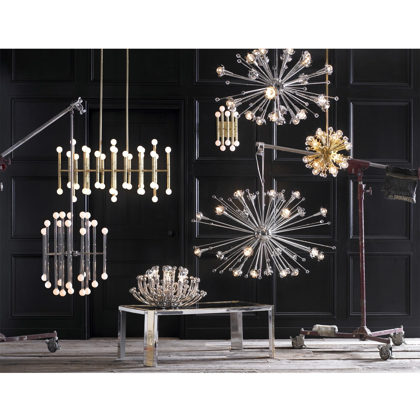 Jonathan Adler Regarding Giant Chandeliers (Gallery 10 of 15)