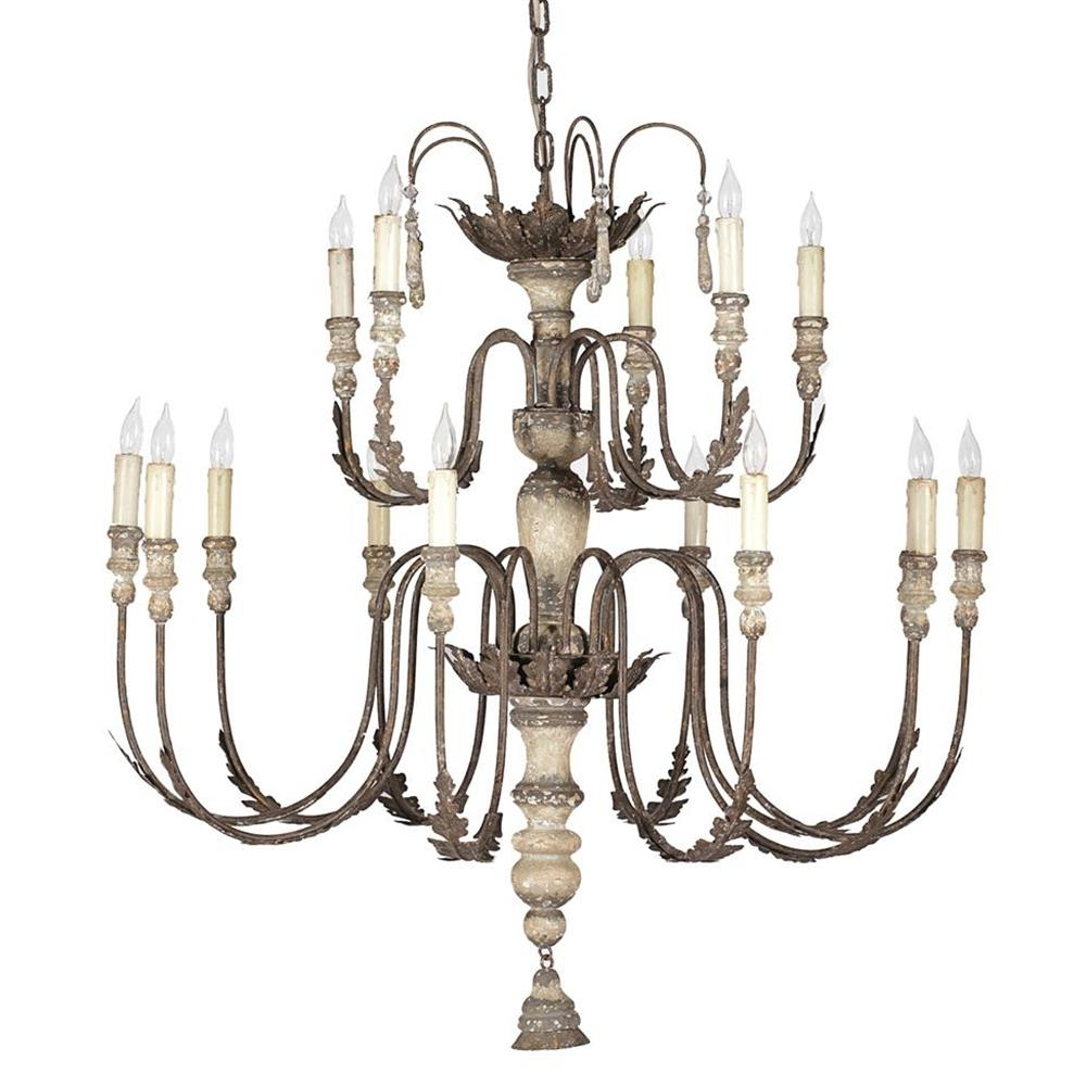 Kathy With Regard To Newest French Country Chandeliers (Gallery 3 of 15)