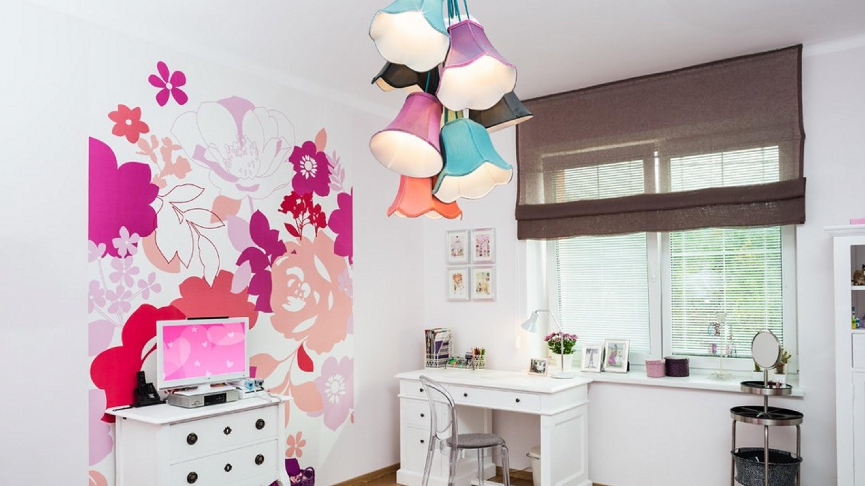 Kids' Bedroom Chandelier Ideas