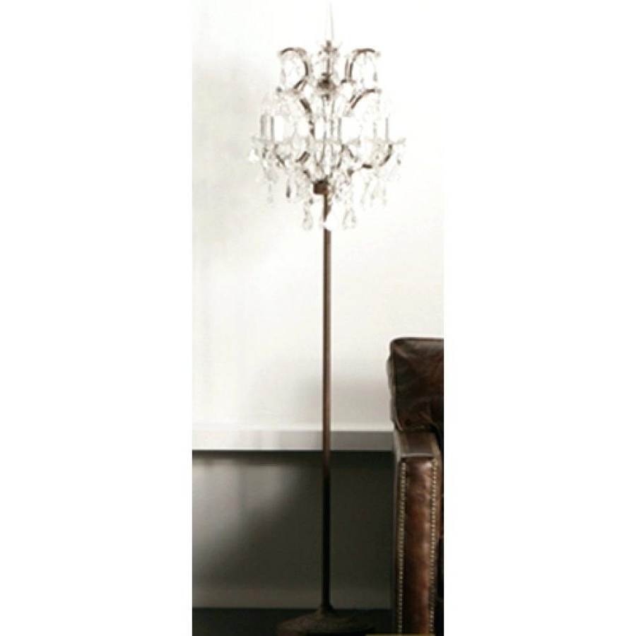 Lamps : Outdoor Standing Lamps Full Size Of Wall Mount Light With Regard To Trendy Tall Standing Chandelier Lamps (View 9 of 15)