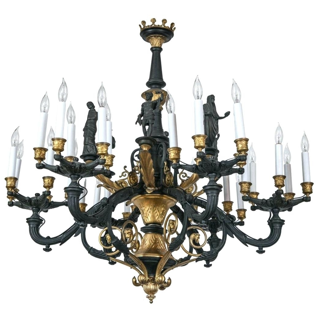 Large Bronze Chandelier For Newest Large Bronze Chandelier Orb Extra Chandeliers Crystal – Skipset (View 5 of 15)