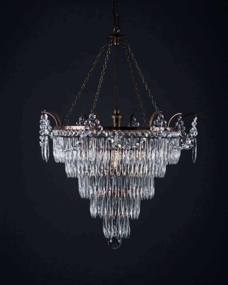 Large Turquoise Chandeliers Intended For Current Chandelier : Antique Chandeliers Ship Chandler Chandelier Light (View 7 of 15)